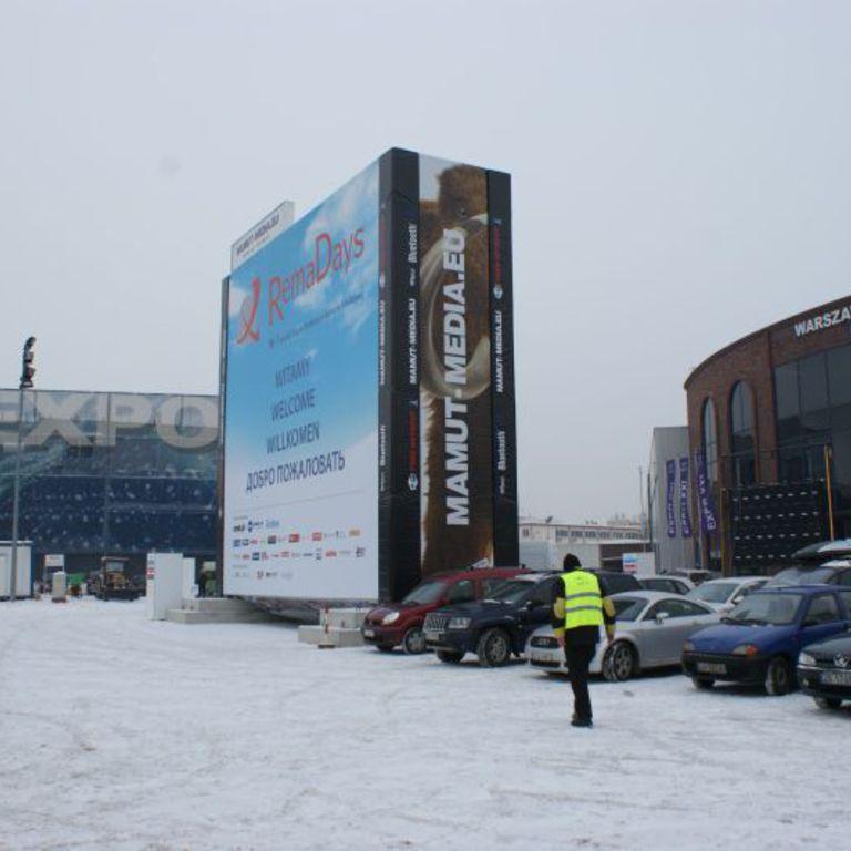 Centrum Targowe Expo XXI